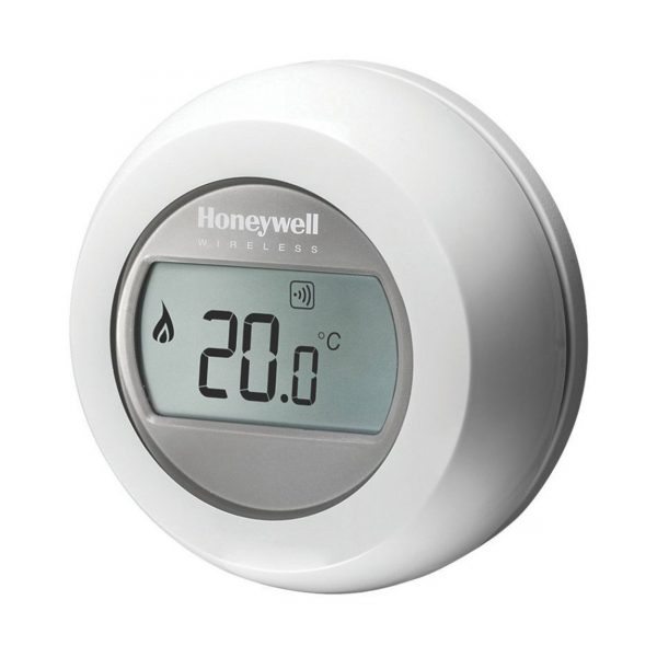 Termostat de zona Honeywell Round T87RF2033