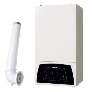 Centrala termica pe gaz, cu condensare, Motan Condens Plus 100, 25 kW. 5 ani garantie