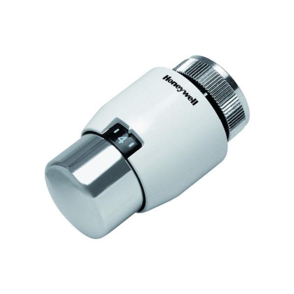 Honeywell cap termostatic Thera-200, alb/crom