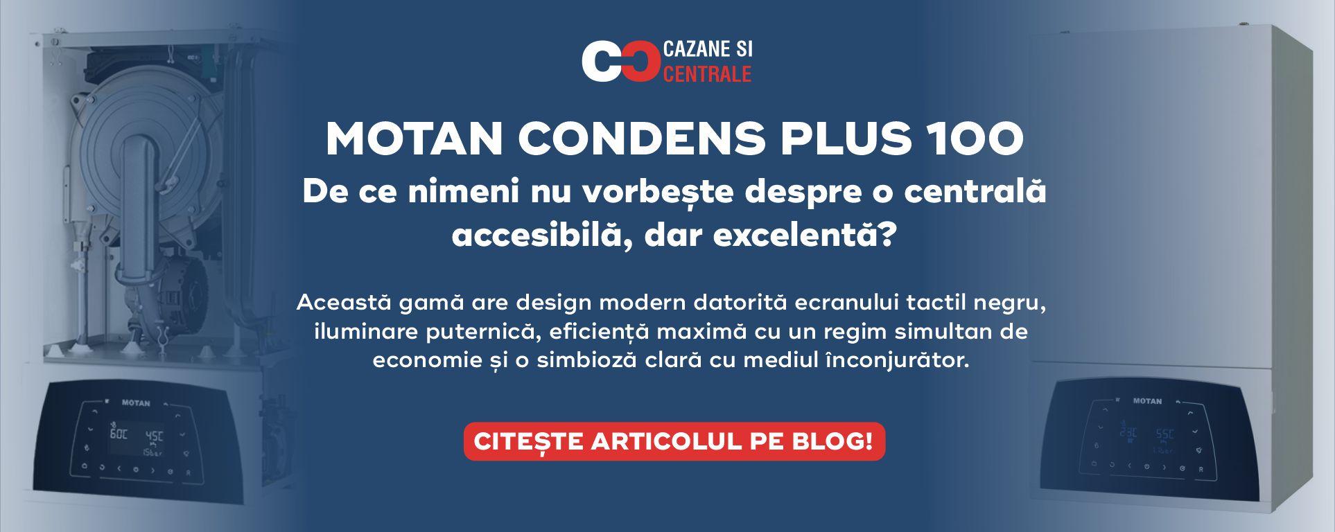 Motan Condens Plus 10