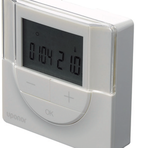 Termostat digital pe fir programabil Uponor Smatrix Base T-148