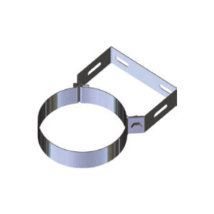 Colier - suport prindere perete pentru cos inox DP 180