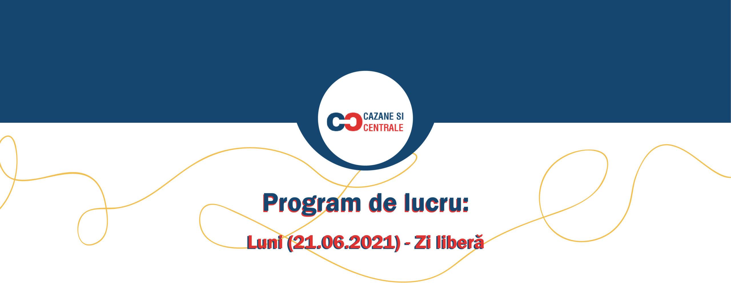 Program 21.06.2021