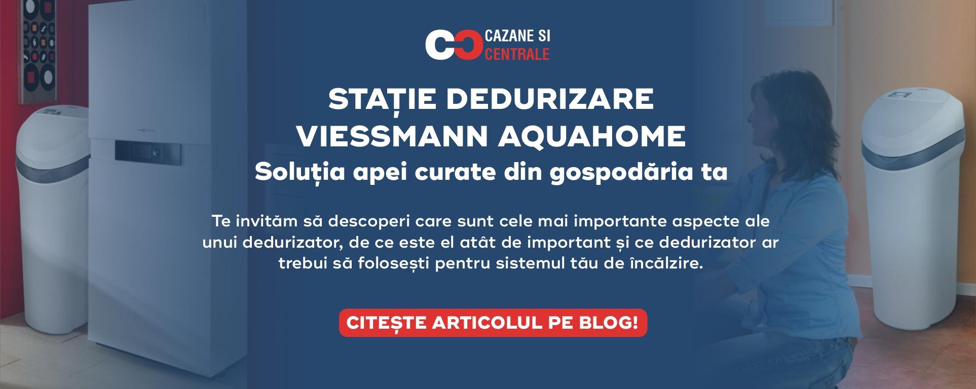 Articol Viessmann Aquahome